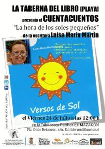 24042015 luisa maria martin versos de sol