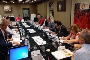 Comisión Delegada de la Federación Española de Baloncesto.