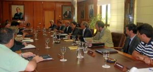 Consejo Admon Puerto de Huelva 28 julio15
