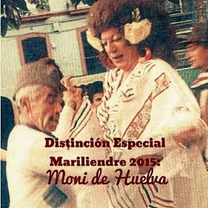 Homenaje Moni de Huelva