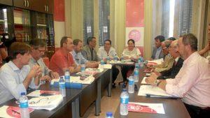 II Reunion Agrupacion Interes Infraestructuras