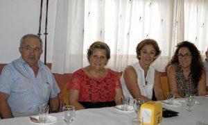 La Alcaldesa Antonia Grao junto a las ediles Lola Martin, Nerea Ortega y Antonio Sanjuan (1)