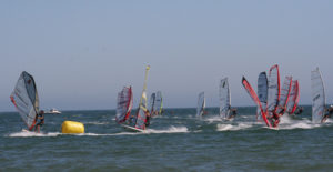Windsurf en Isla Cristina.