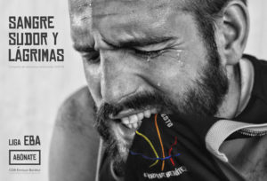 Cartel de la campaña de abonados del Por Huelva 2015/16.