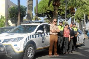 nuevos coches Policia Portuaria Huelva1