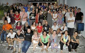 poetas de voces del extremo 2015, en Ayamonte
