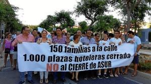 protesta trabajadores asur en huelva-8740_n