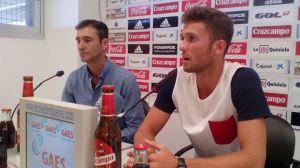 Carlos Delgado, nuevo jugador del Recreativo de Huelva.