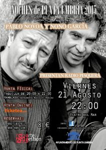 Cultura Teatro Concierto Radio Pesquera