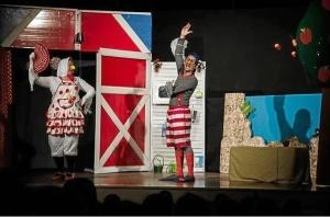 Cultura Teatro Patito Feo