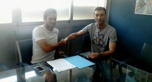 Mica Pinto, nuevo jugador del Recreativo de Huelva