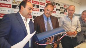 El Recreativo de Huelva será miembro de honor en el Centenario de La Palma CF.