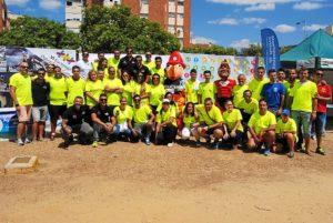 Voluntarios Juegos Europeos