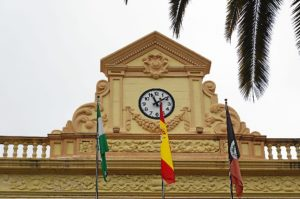 ayamonte reloj ayuntamiento 1675
