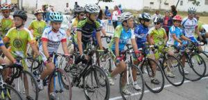 Ciclismo de base.