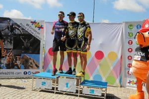 criterium ciclismo huelva podio master 40