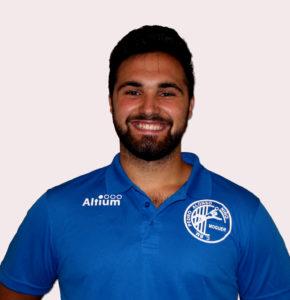 Javi González, nuevo jugador del PAN Moguer.