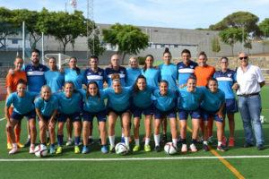 Plantilla del Fundación Cajasol Sporting.