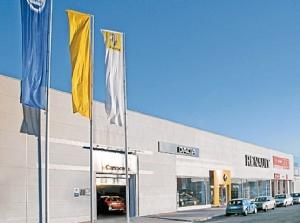Renault es la marca con más coches y todo terreno vendidos en lo que va de año en Huelva.