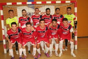 smurfit contra autoparts Huelva futsal 2122