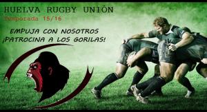 Campaña de abonados del Huelva Rugby Unión.