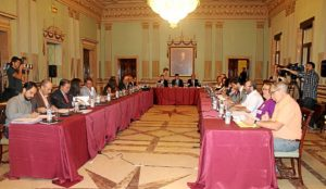 30.9.15 Huelva Pleno septiembre 2015