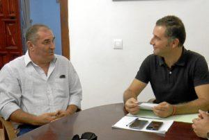 Alcalde y presidente de la hdad