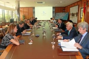 Consejo Admon Puerto Huelva 24 sept15