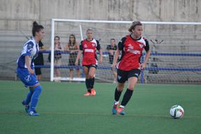 Partido Cajasol Sporting ante Híspalis.