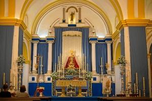 Foto iglesia bajada 2015