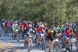 Ruta cicloturista en El Rompido.