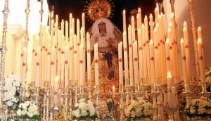 Virgen de las Mercedes de Isla Cristina.
