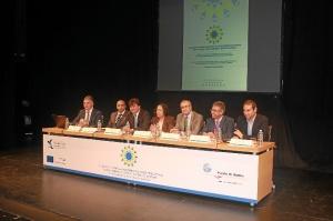 Inauguracion I Encuentro Hipano Marroqui Puerto Huelva