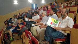 Jornadas Municipales IU en Zalamea la Real01