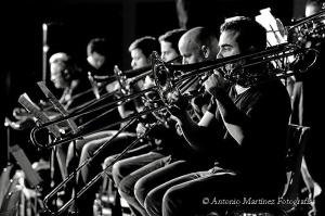Andalucía Big Band.