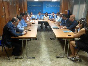 consejo alcaldes del PP 6989