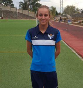 Marina Martí, nueva jugadora del Sporting.