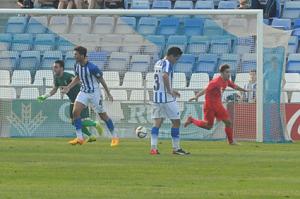 Derrota del Recreativo ante el Sevilla Atlético. (Espínola)