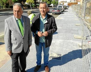 20151021 PROFEA Bonares obras avenida