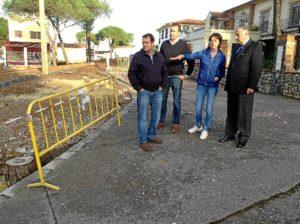 20151026 PROFEA Riotinto arrglo calle Cantos 2