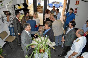 2_Autoridades, organizadores e invitados al III Congreso Internacional