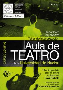Aula Teatro UHU