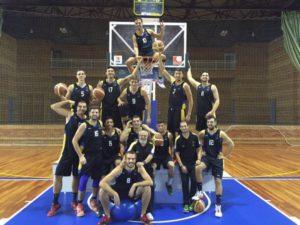 Huelva, equipo de Liga EBA.
