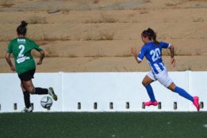 Jugadora del Fundación Cajasol Sporting.