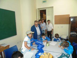 Encuentro intergeneracional Mora Claros