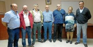 Grupo Municipal IU con FedAAVV Tartessos