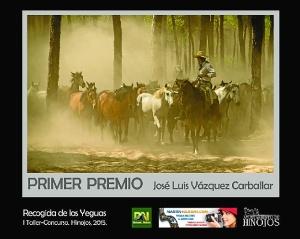 Hinojos  Primer Premio Yeguas xs
