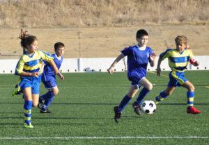 Jornadas de Fútbol Base de la Diputación de Huelva.