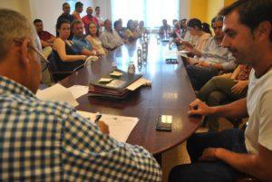 Juan Antonio entrega subvenciones