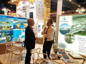 Puerto de Huelva en Fruit Attraction2015